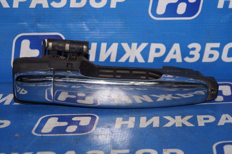 Ручка двери наружная Geely Mk Cross 1.5 (MR479QA) 2014 передняя правая (б/у)