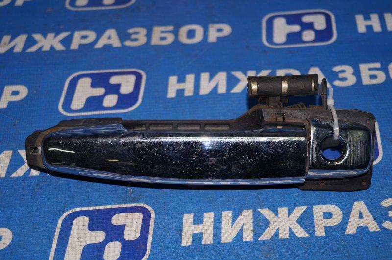 Ручка двери наружная Geely Mk Cross 1.5 (MR479QA) 2014 передняя левая (б/у)