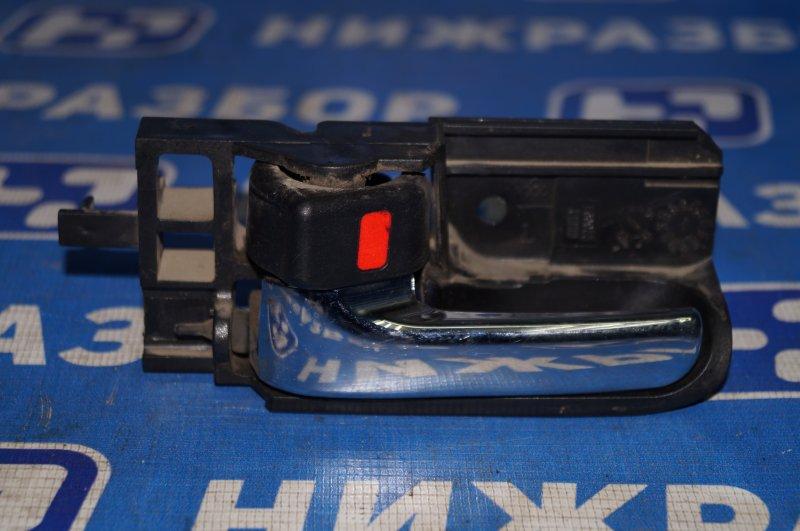 Ручка двери внутренняя Geely Mk Cross 1.5 (MR479QA) 2014 задняя левая (б/у)