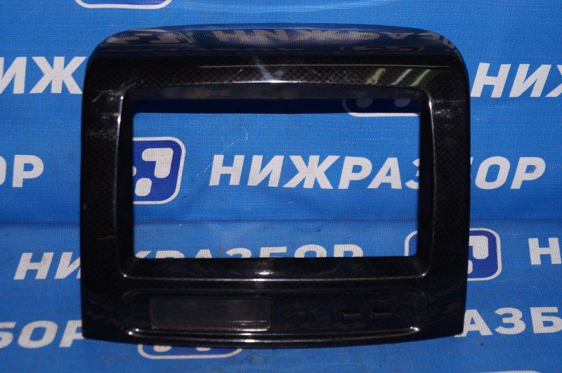 Рамка магнитолы Geely Mk Cross 1.5 (MR479QA) 2014 (б/у)