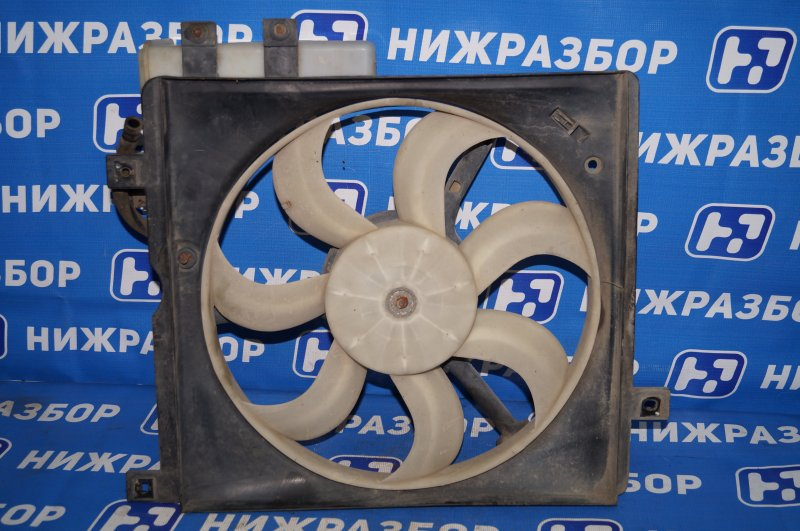 Вентилятор радиатора Geely Mk Cross 1.5 (MR479QA) 2014 (б/у)