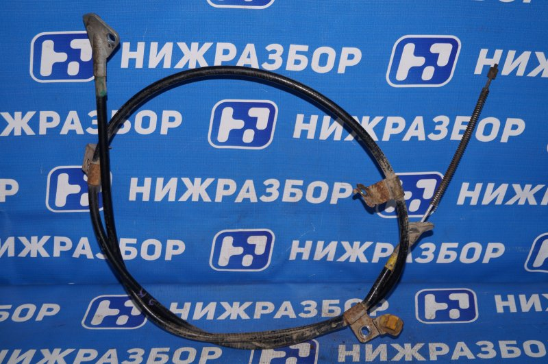 Трос ручника Geely Mk Cross 1.5 (MR479QA) 2014 правый (б/у)
