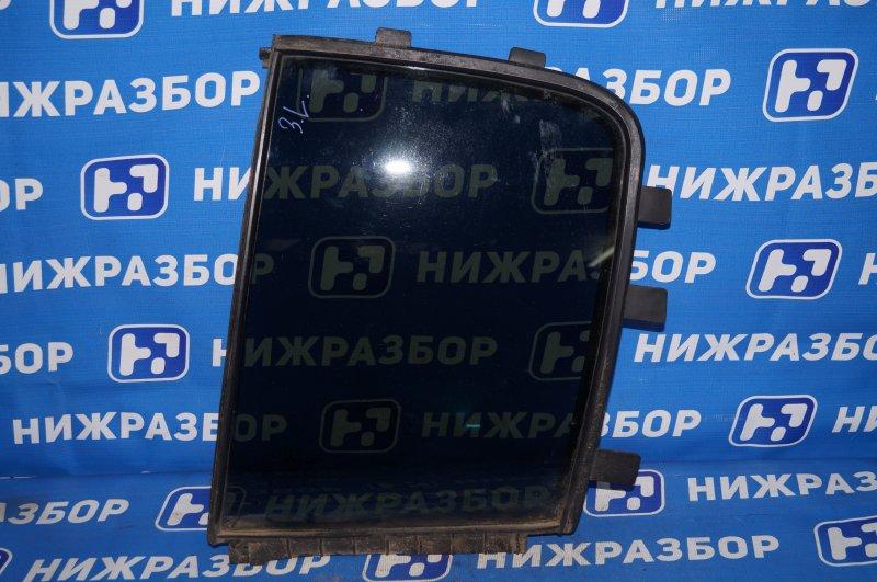 Форточка двери Geely Mk Cross 1.5 (MR479QA) 2014 задняя левая (б/у)
