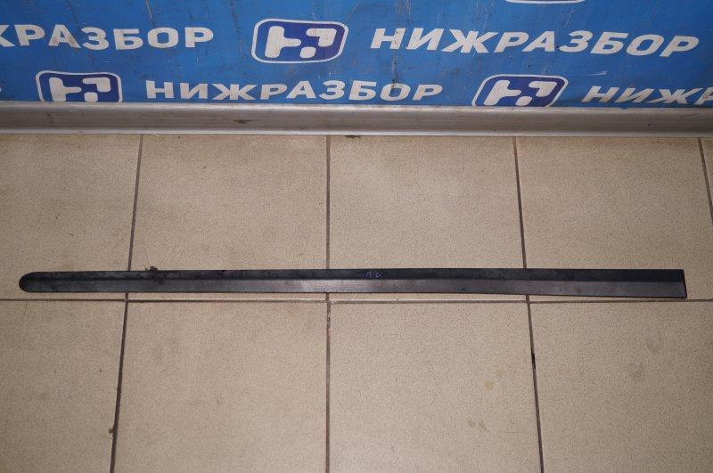 Молдинг двери Geely Mk Cross 1.5 (MR479QA) 2014 передний левый (б/у)