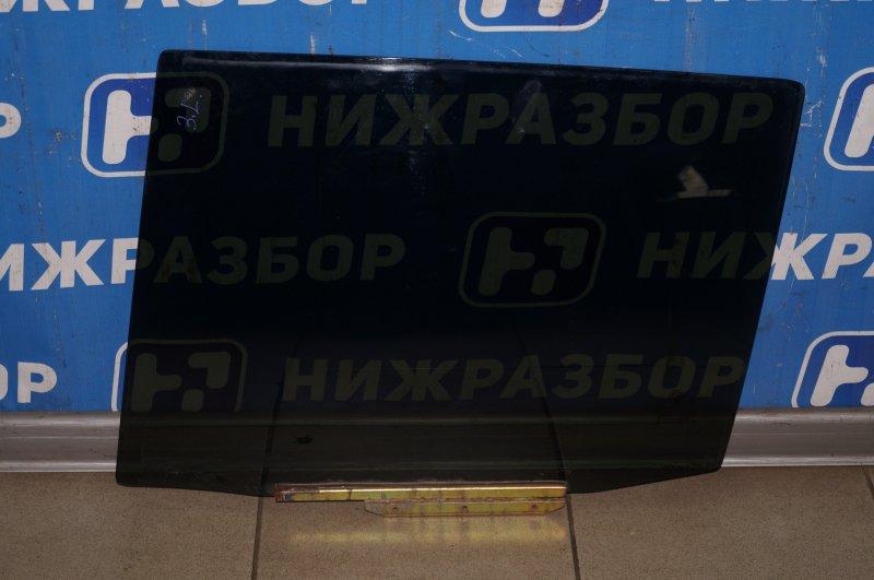Стекло двери Geely Mk Cross 1.5 (MR479QA) 2014 заднее левое (б/у)