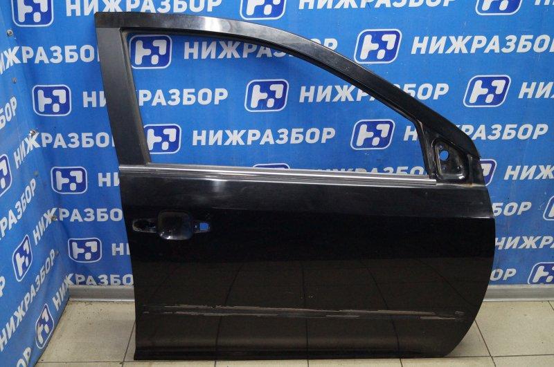 Дверь Geely Mk Cross 1.5 (MR479QA) 2014 передняя правая (б/у)
