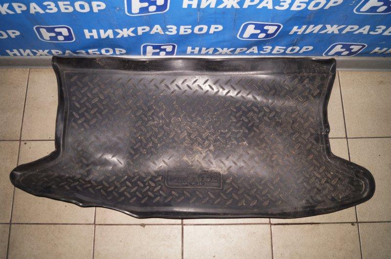 Коврик багажника Geely Mk Cross 1.5 (MR479QA) 2014 (б/у)