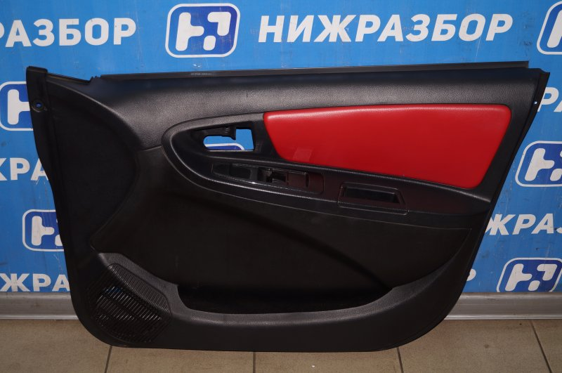 Обшивка двери Geely Mk Cross 1.5 (MR479QA) 2014 передняя правая (б/у)