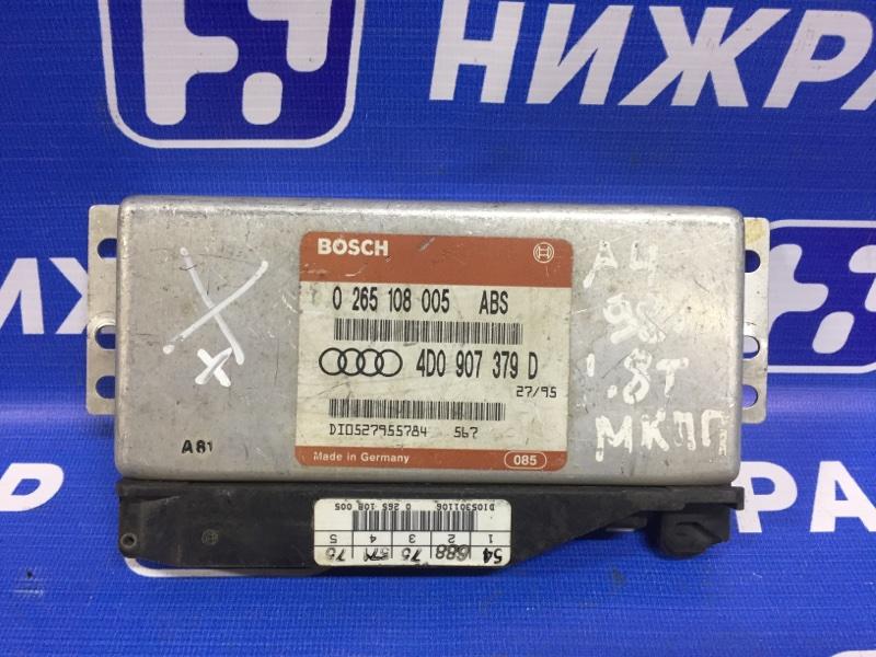 Блок управления abs Audi A4 B5 1994 (б/у)