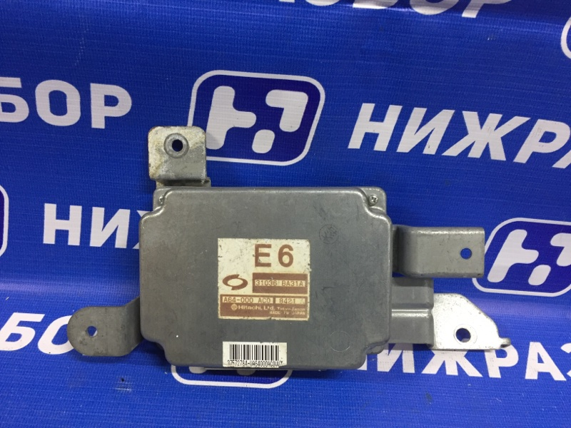Блок управления акпп Nissan Almera B10 2006 (б/у)