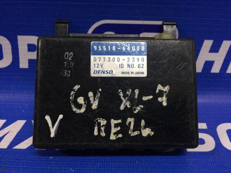Блок электронный Suzuki Grand Vitara Xl7 (б/у)
