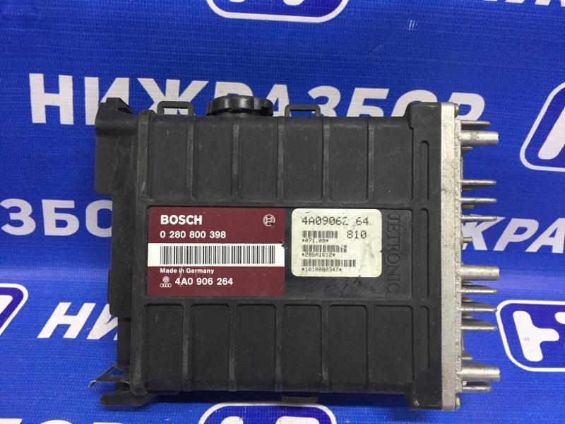 Блок управления двигателем Audi 100 C4 1991 (б/у)