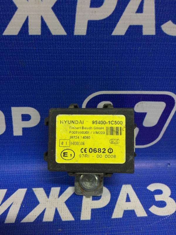Блок электронный Hyundai Getz 2002 (б/у)