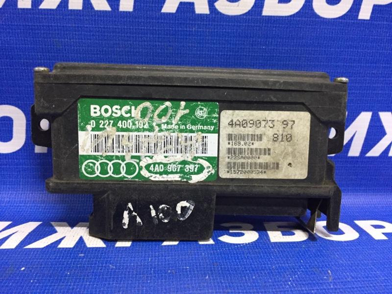 Блок электронный Audi 100 C4 1991 (б/у)