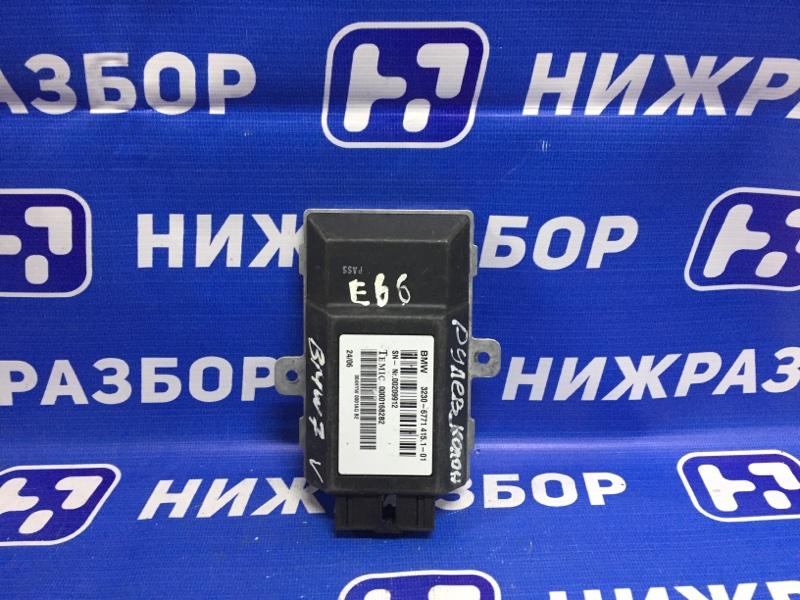 Блок электронный Bmw 7-Серия E65/E66 2001 (б/у)