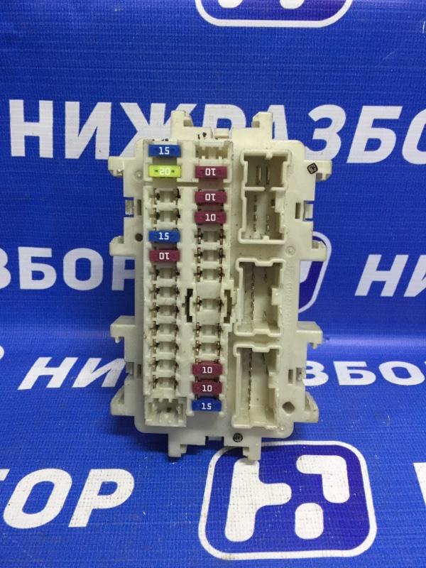 Блок предохранителей Nissan Teana J32 2008 (б/у)