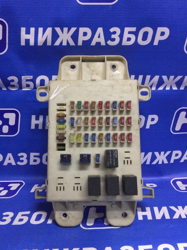 Блок предохранителей Chery Tiggo T11 2005 (б/у)