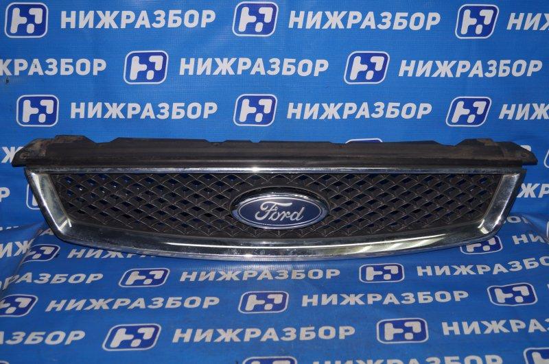 Решетка радиатора Ford Focus 2 1.6 (HXDB) 2007 (б/у)