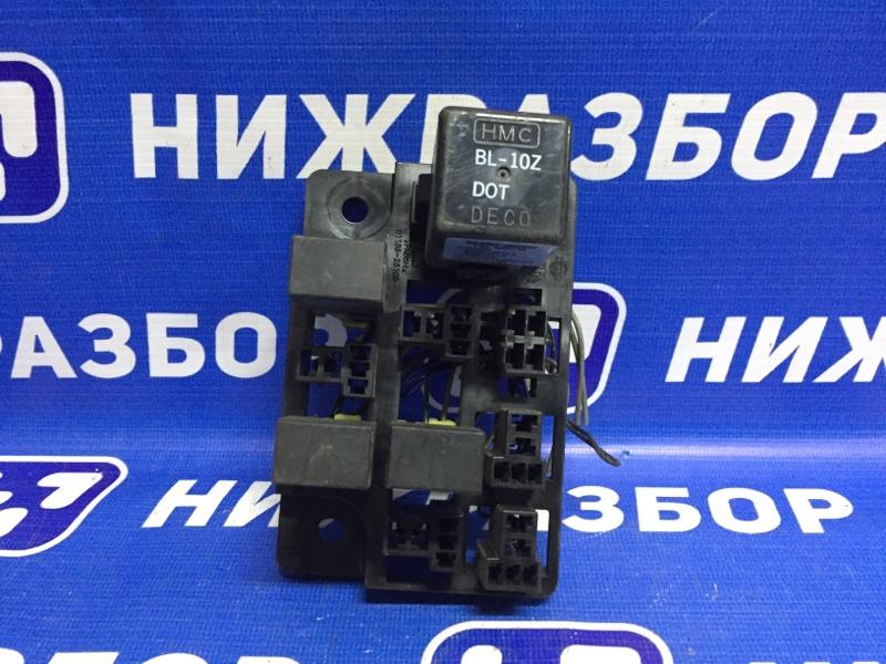 Блок предохранителей Hyundai Accent 2 СЕДАН (б/у)