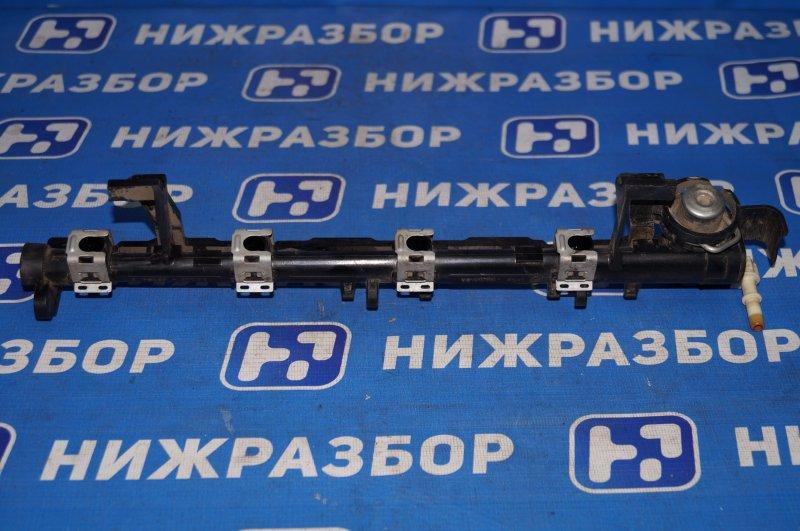 Рампа топливная Ford Focus 2 1.6 (HXDB) 2007 (б/у)