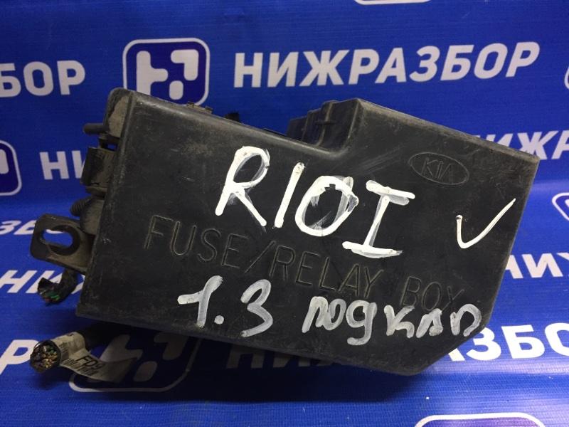 Блок предохранителей Kia Rio 1 (б/у)