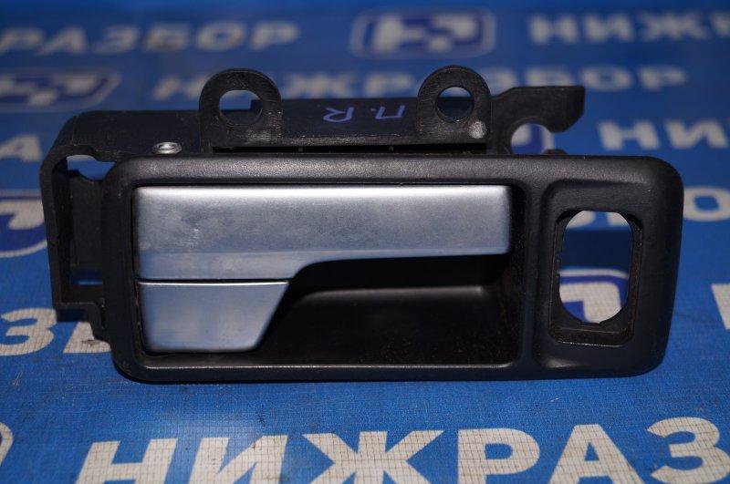 Ручка двери внутренняя Ford Focus 2 1.6 (HXDB) 2007 передняя правая (б/у)