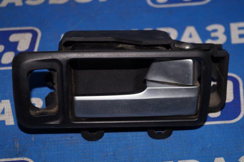 Ручка двери внутренняя Ford Focus 2 1.6 (HXDB) 2007 задняя правая (б/у)