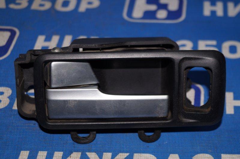 Ручка двери внутренняя Ford Focus 2 1.6 (HXDB) 2007 задняя левая (б/у)