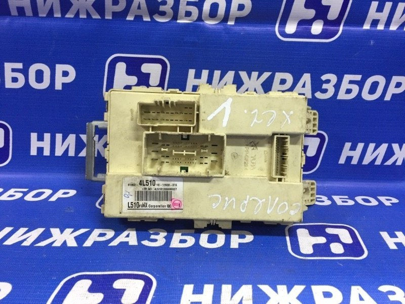 Блок предохранителей Hyundai Solaris 2010 (б/у)