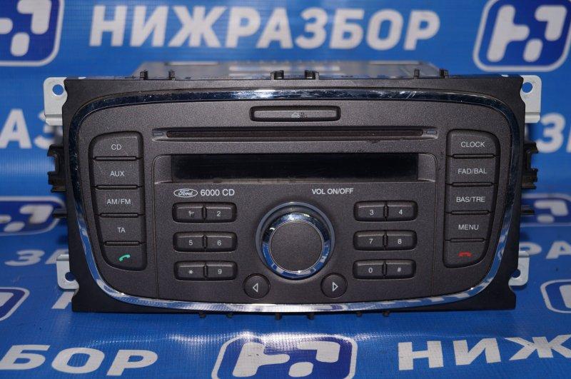 Магнитола Ford Focus 2 1.6 (HXDB) 2007 (б/у)