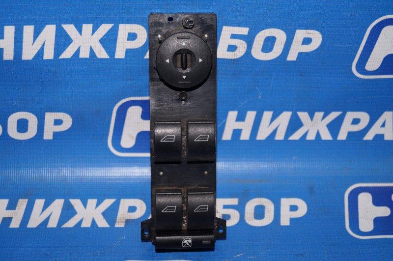 Блок управления стеклоподъемниками Ford Focus 2 1.6 (HXDB) 2007 (б/у)