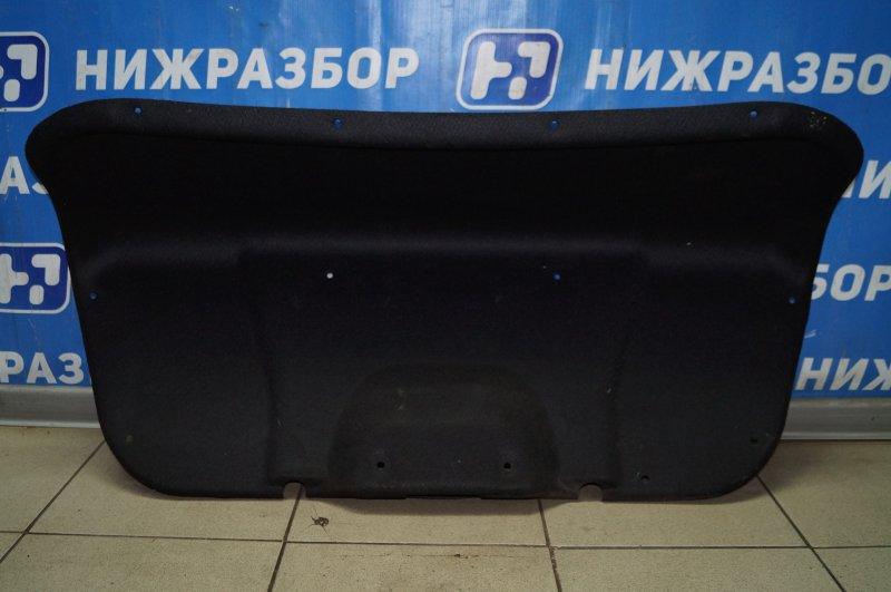 Обшивка багажника Ford Focus 2 1.6 (HXDB) 2007 (б/у)