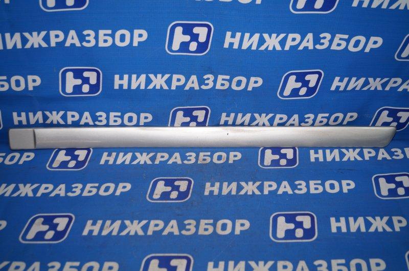 Молдинг двери Ford Focus 2 1.6 (HXDB) 2007 задний левый (б/у)