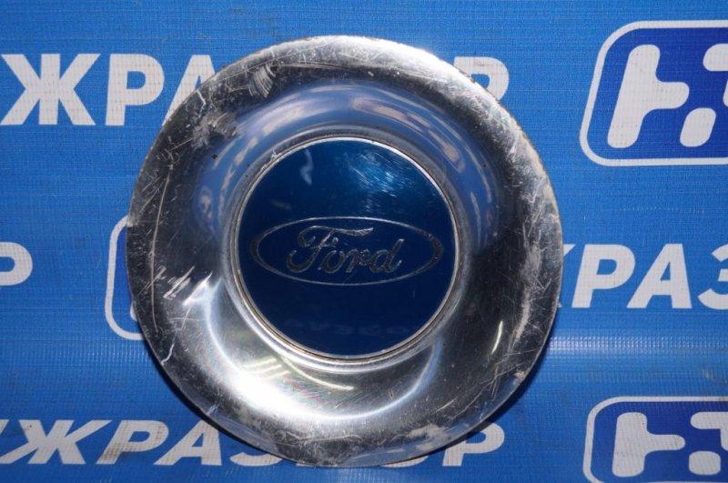 Колпак декор. легкосплавного диска Ford Focus 2 1.6 (HXDB) 2007 (б/у)