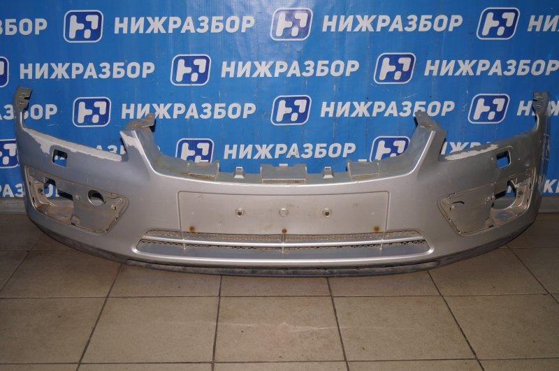 Бампер Ford Focus 2 1.6 (HXDB) 2007 передний (б/у)