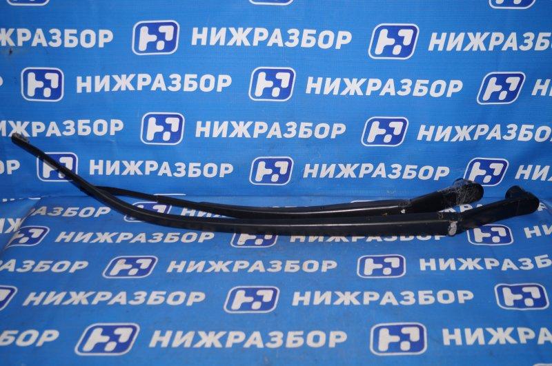 Поводок стеклоочистителя к-кт Mazda Cx 7 ER 2.3T (L3) 2008 передний (б/у)