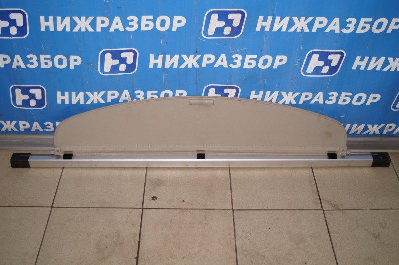 Шторка багажника Mazda Cx 7 ER 2.3T (L3) 2008 (б/у)