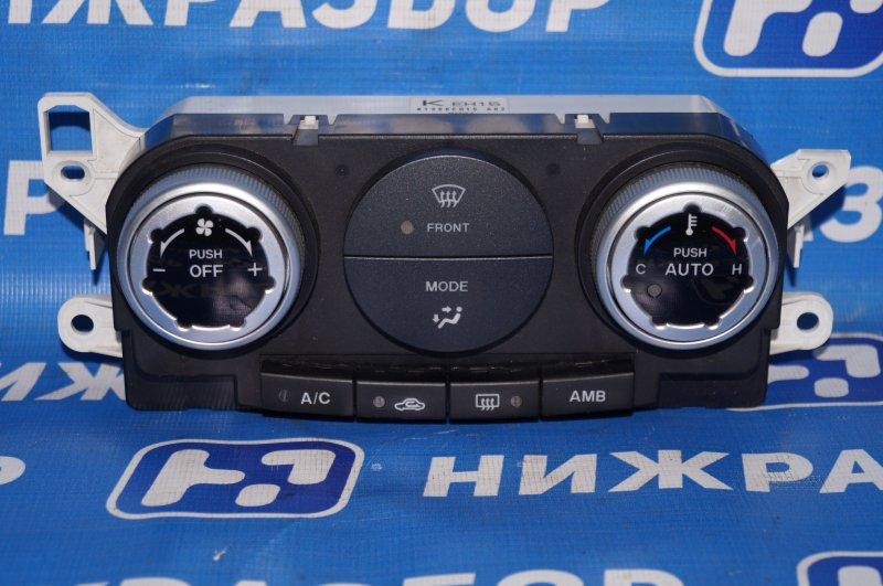 Блок управления климатической установкой Mazda Cx 7 ER 2.3T (L3) 2008 (б/у)