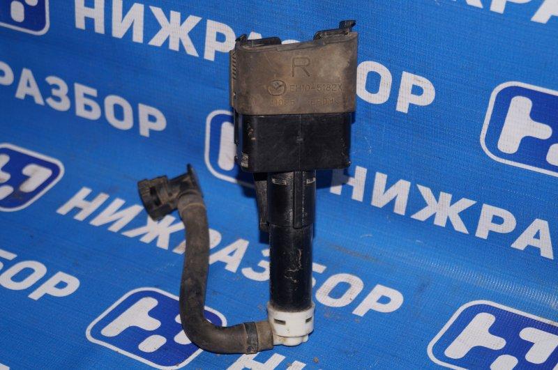 Форсунка омывателя фары Mazda Cx 7 ER 2.3T (L3) 2008 правая (б/у)
