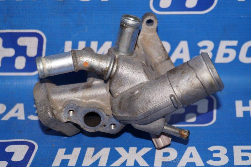 Фланец двигателя системы охлаждения Mazda Cx 7 ER 2.3T (L3) 2008 (б/у)