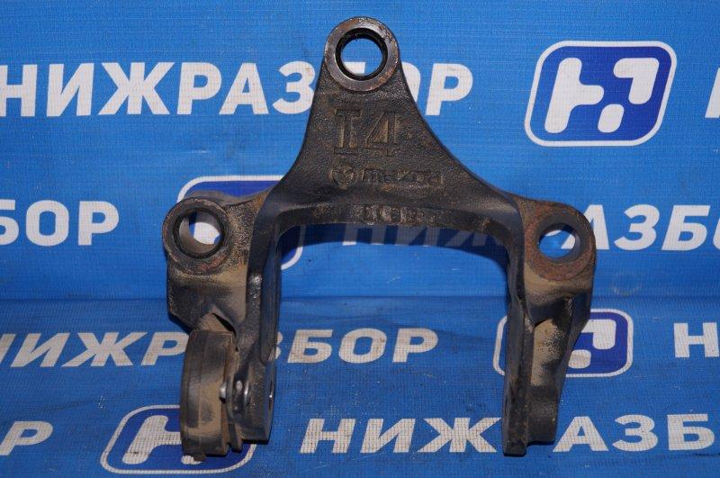 Кронштейн акпп Mazda Cx 7 ER 2.3T (L3) 2008 левый (б/у)