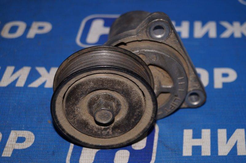 Ролик-натяжитель ручейкового ремня Mazda Cx 7 ER 2.3T (L3) 2008 (б/у)