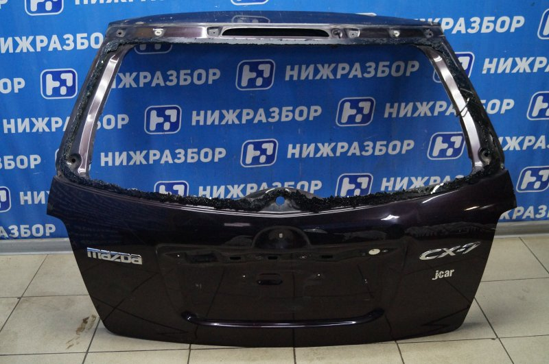 Дверь багажника Mazda Cx 7 ER 2.3T (L3) 2008 (б/у)