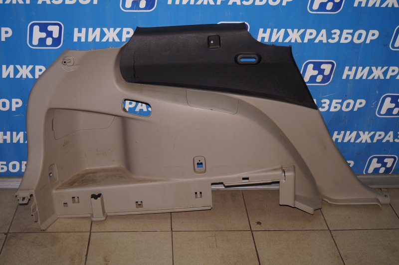 Обшивка багажника Mazda Cx 7 ER 2.3T (L3) 2008 левая (б/у)
