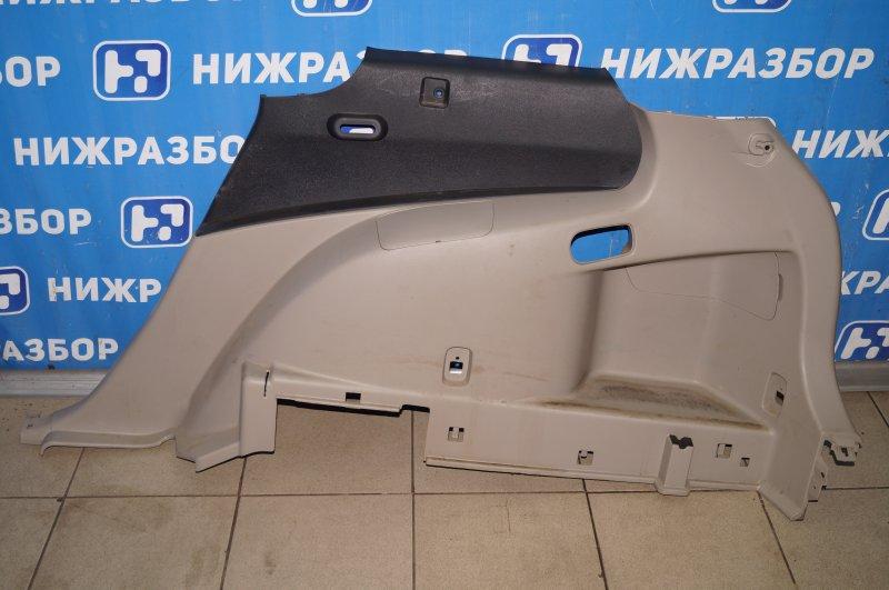 Обшивка багажника Mazda Cx 7 ER 2.3T (L3) 2008 правая (б/у)