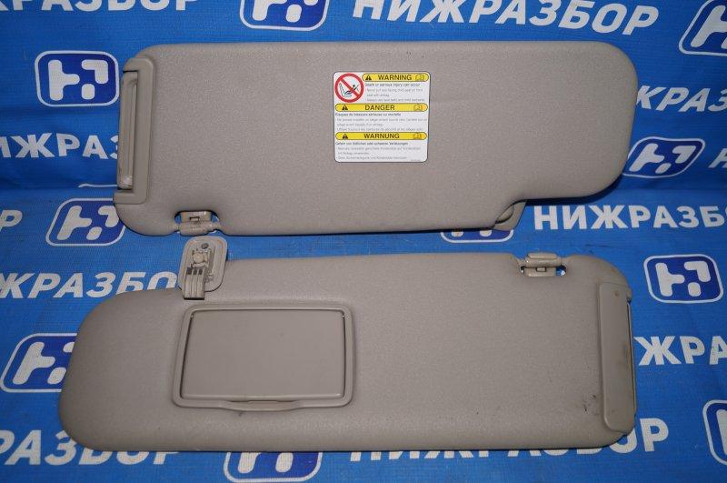 Козырек солнцезащитный Mazda Cx 7 ER 2.3T (L3) 2008 (б/у)