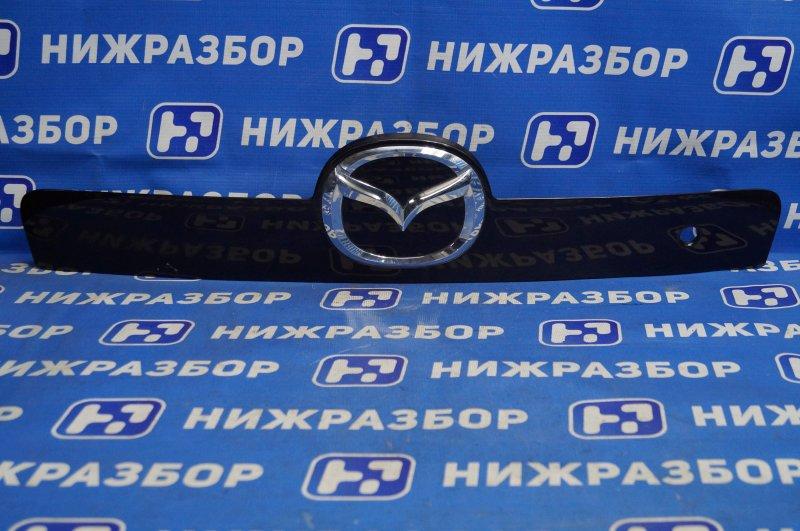 Накладка двери багажника Mazda Cx 7 ER 2.3T (L3) 2008 (б/у)
