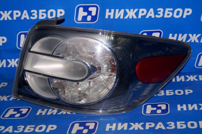 Фонарь Mazda Cx 7 ER 2.3T (L3) 2008 задний правый (б/у)