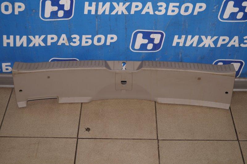 Обшивка багажника Mazda Cx 7 ER 2.3T (L3) 2008 (б/у)