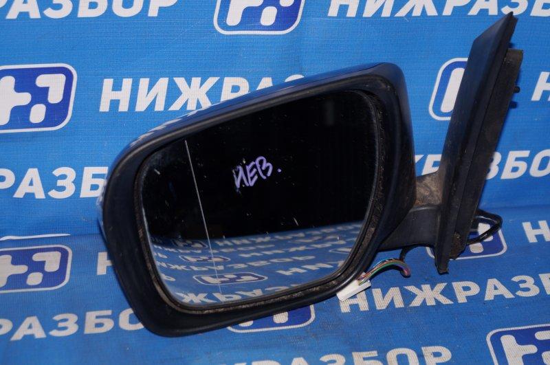 Зеркало электрическое Mazda Cx 7 ER 2.3T (L3) 2008 левое (б/у)